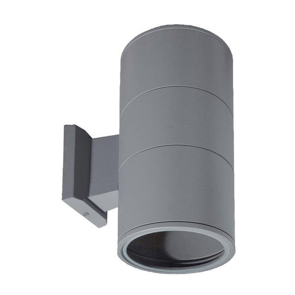 Eurofase Outdoor Sconce, Grey, 2x75WPAR30
