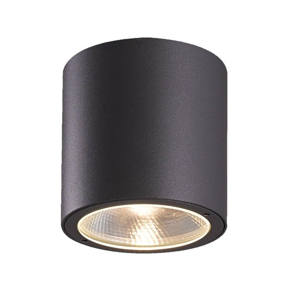 eurofase sky led outdoor surface mount graphite grey finish 28287 025 - Outdoor Surface Mount Light