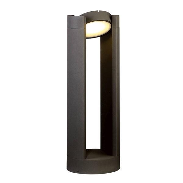 Eurofase Outdoor Bollard LED, Graphite Grey, 15W