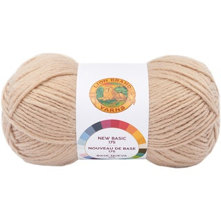 New Basic 175 Yarn-Cafe Au Lait