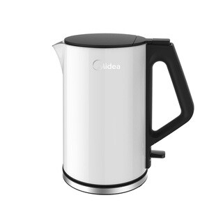 Midea CoolTouch Kettle, White