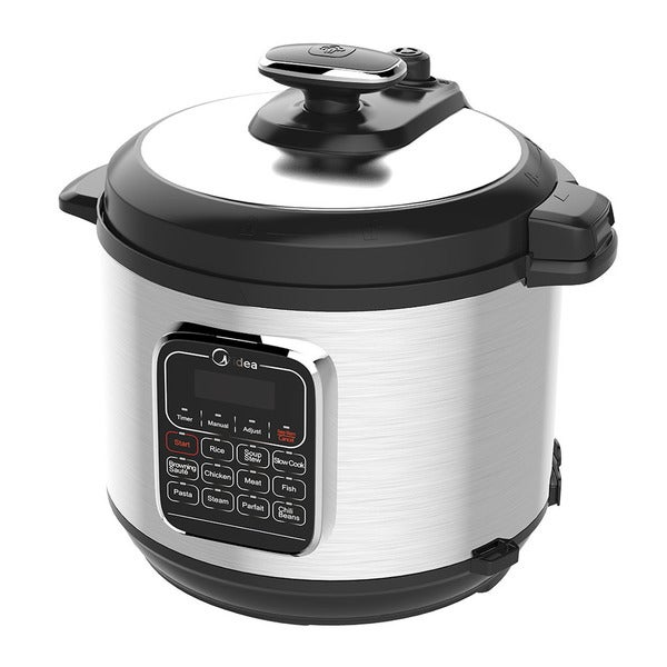 Midea MPC176-SS 6-Qt. Multifunctional Pressure Cooker