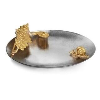 Michael Aram Enchanted Garden Oval Jewel Tray - 122900