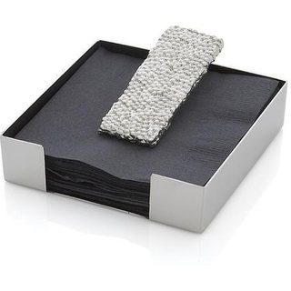Michael Aram New Molten Cocktail Napkin Box - 143357