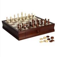 Prodigy Wood Chess & Checkers Set