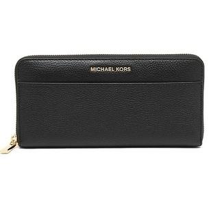 26284bf86c88 ... Michael Kors Wallet Zip Around Continental Mercer - Wallet - Black -  32S7GM9E9L-001 ...