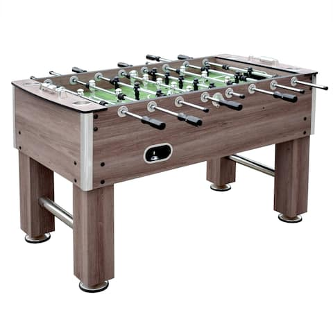 Driftwood 56-in Foosball Table