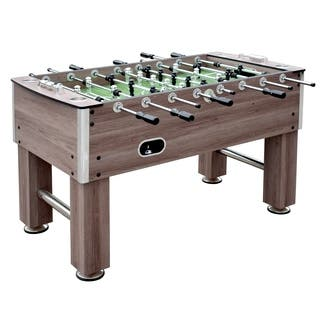 Driftwood 56-in Foosball Table|https://ak1.ostkcdn.com/images/products/17910207/P24092756.jpg?impolicy=medium
