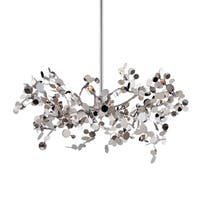 Eurofase Divo 5-Light Pendant, Nickel Finish - 25623-017