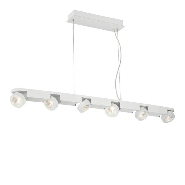 Eurofase Acura 6-Light LED Light Pendant - 31215-015
