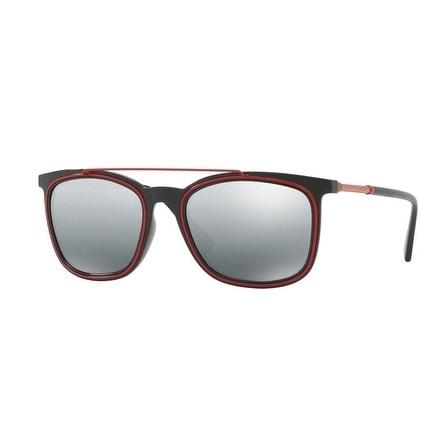 538aa4f6da Versace Square Ve4335 Gb1 88 Mens Black Frame Grey Lens Sunglasses