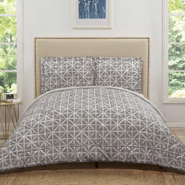 Truly Soft Celine Printed 3-Piece Comforter Set