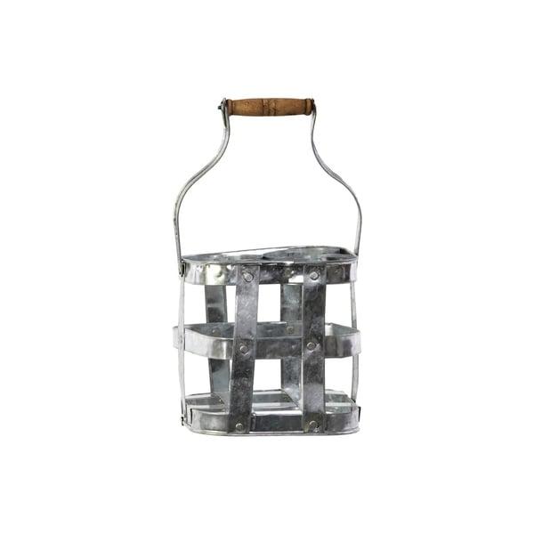 UTC52512 Metal Basket Metallic Finish Black, Copper