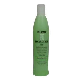 Rusk Sensories Green Tea and Alfalfa 13.5-ounce Full Shampoo (Pack of 6)