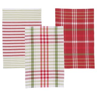 Now Designs Holiday Cheer Dishtowels (Set of 3)