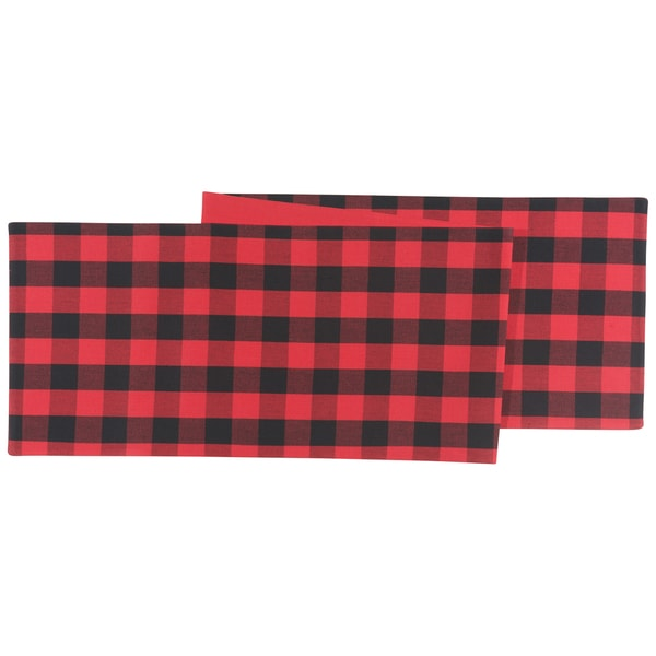Now Designs Buffalo Check Table Runner. Opens flyout.