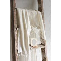 Now Designs 100% Linen Table Runner Sita