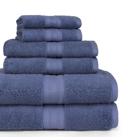 Home Luxe 6 Piece Towel Set
