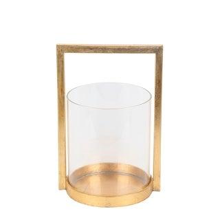 Table Lantern - Gold Leaf