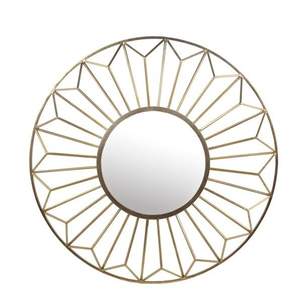 Wall Mirror - Gold Leaf