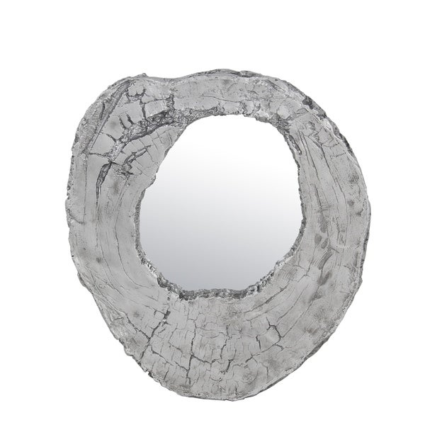 Organic Mirror - Silver