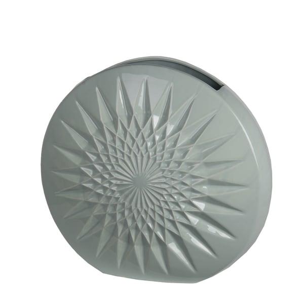 Ceramic Lidded Vase - Small