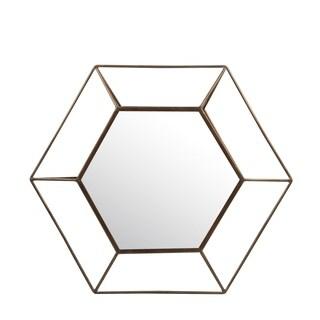 Iron Wall Mirror - Medium