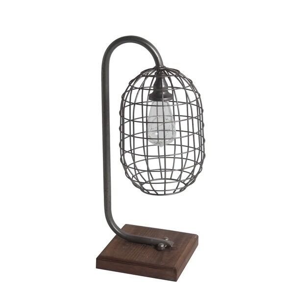 LED Lantern on Stand