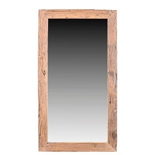 34-inch x 63-inch Reclaimed Mirror