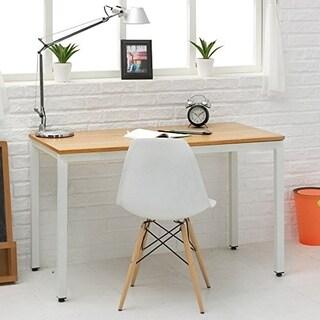 "Need Computer Table Office Desk, Teak, 47""L x 23.7""W"