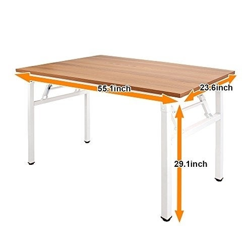 Need Computer Desk Folding Table Office 55 On Free Shipping Today 17914548