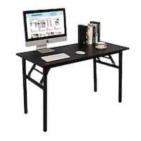 """Need Computer Desk Folding Table No Install needed Office Desk, 47"""""""