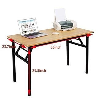 "Need Computer Folding Table Office Desk, 47""L x 15.7""W"
