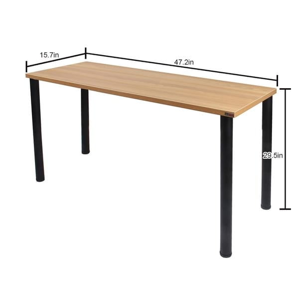 """Need Computer Desk Office Desk Workstation for Home Office Use 47"""" L x 15.7"""" W"""