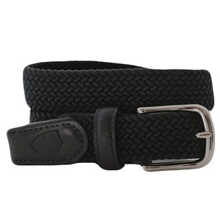 Bucks Club Mr Sharp Black Men's Belt