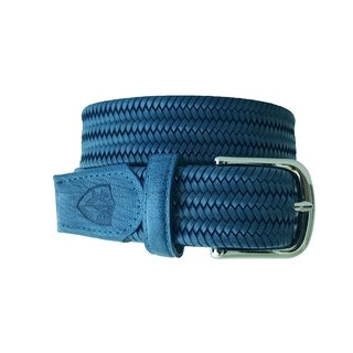 Bucks Club Back Nine Turquoise Men's Belt
