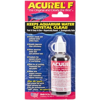 Acurel F Water Clarifier 50ml-Treats 530 Gallons