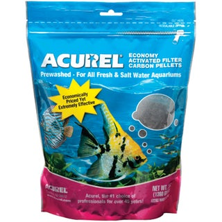 Acurel Economy Activated Filter Carbon Pellets 3lb-