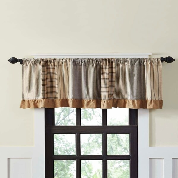 Sawyer Mill Patchwork Valance
