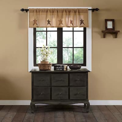 Novelty Rustic Valances Online At Our Best