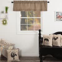Sawyer Mill Lined Valance