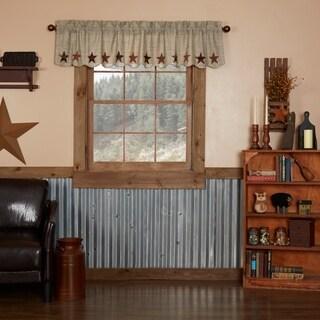 "Abilene Star Valance - 16"" x 72"""