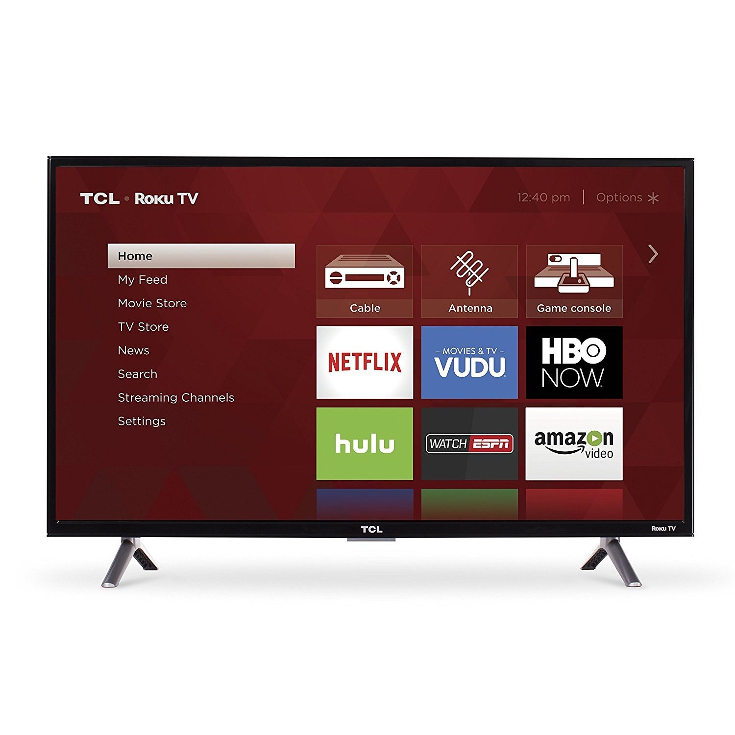 """TCL S 32S305 32"""" 720p LED-LCD TV - 16? (As Is Item)"""