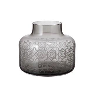 Red Vanilla Cosmopolitan Grey Vase