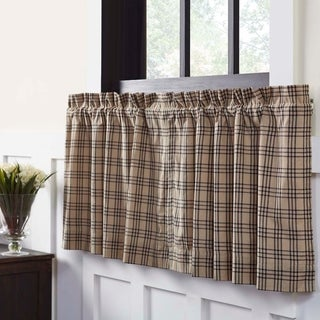 Sawyer Mill  Plaid Tier Set of 2