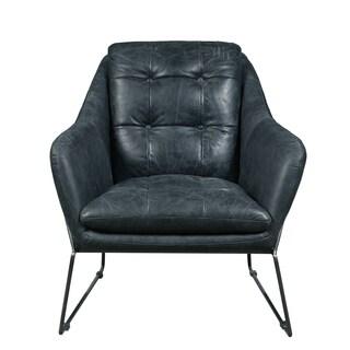 Marina Metal Frame Accent Chair