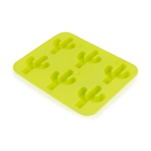 Blush Cosmetics Cactus Ice Cube tray, Multi (Silicone)