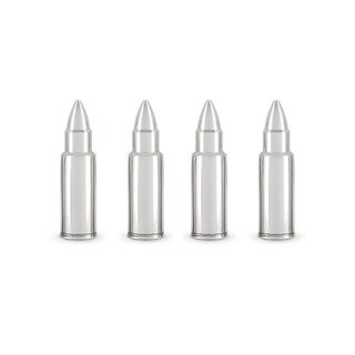 Stainless Steel Bullet Whiskey Rocks by Foster and Rye