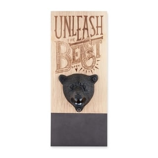 Tame The Beast Magnetic Bottle Opener by Foster and Rye