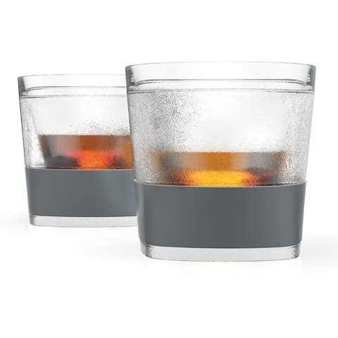 Whiskey FREEZE Cooling Cups (set of 2) by HOST®